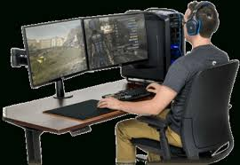 Awesome Gaming Desks 25 Best Gaming Desks Of 2017 High Ground Intended For Awesome