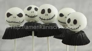 Halloween Cake Pops Recipe Jack Skellington Cake Pops Nut Nougat Cake Pops Halloween Woche