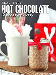 hot chocolate gift frugal gift idea instant hot chocolate