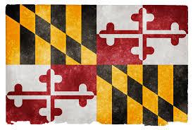 Calvert County Flag Maryland Is Magnifiecent By Memen Jacks22