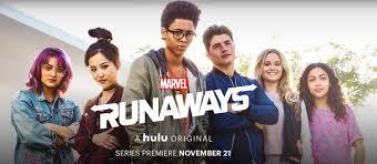 Seeking Season 1 Hulu Kizzy Kingston Hulu New In November 2017 Marvel S Runaways
