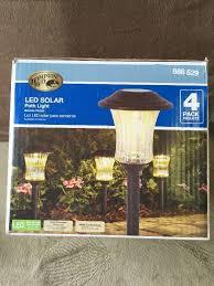 Hampton Bay Outdoor Solar Lights by Kx Real Deals Indoor Outdoor Lighting And Accesories In Hastings