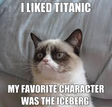 Sad Kitty Meme - grumpy cat clipart i am many interesting cliparts
