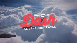 we must dash u2013 buffalo u0027s adventure travel company for young adults