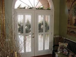 Enclosed Blinds For Sliding Glass Doors Blinds For French Doors Nytexas
