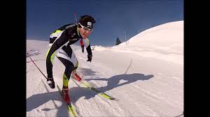 epic fail cross country skiing youtube
