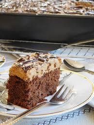 simply romanesco romanian coffee cake with coffee buttercream