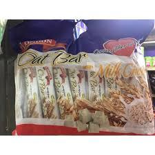 bar snack cuisine oat bar shopee