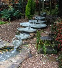Waterfall Design Ideas Beautiful Garden Waterfall Features 65 To Your Home Interior
