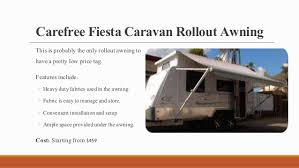 Camper Roll Out Awning Top 7 Awnings For Your Caravans And Campervans