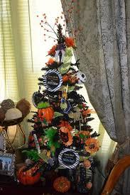 Nightmare Before Christmas Decorations Diy Best 25 Halloween Christmas Tree Ideas On Pinterest Nightmare