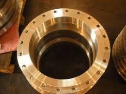 Threaded Blind Flange Sb171 Uns C46400 Disc Copper Alloy Blind Flange Threaded
