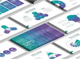 free powerpoint template expo templates template and power
