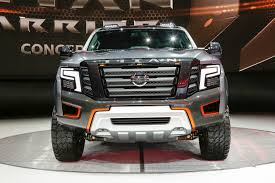 Nissan Titan Xd Warrior Concept Debuts In Detroit Rod Network