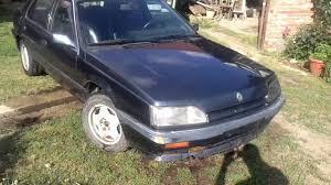renault 25 renault 25 v6 turbo 1 youtube