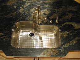 kitchen sink with faucet set show me your faucet set up with undermount sinks