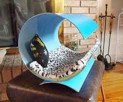 Modern Cat Bed Furniture by Diy Contemporary Feline Beds Modern Cat Bed Budget
