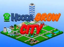 hooda grow city walkthrough at hoodamath