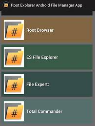 root browser apk root explorer apps review android apps on play