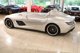 mercedes slr stirling mercedes slr stirling moss for sale in germany