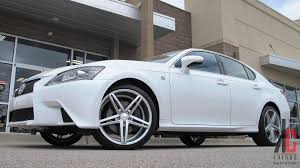 lexus gsf silver kc trends showcase 20x9 vossen cv5 mirror silver on a lexus gs