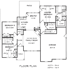 lassiter house plans builders floor plans blueprints