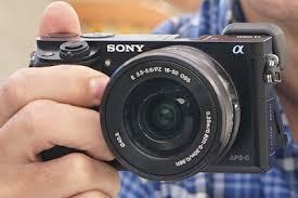 sony si e social cameras dslr digital cyber point shoot