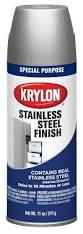 krylon k02400007 stainless steel finish spray paint stain steel