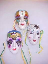 porcelain mardi gras masks cermaskgroup3 jpg