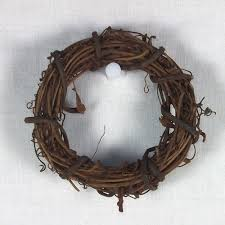 twig wreath grapevine twig wreaths garlands and more