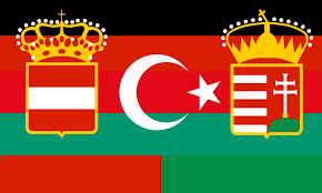 Ottoman Flags Austria Hungary Bulgarian German Ottoman Empire By Rjdetonador97