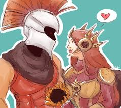 lol panth guide leona u0026 pantheon league of legends couples of lol pinterest
