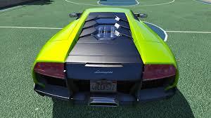 Lamborghini Murcielago Green - 2010 lamborghini murcielago lp 670 4 sv gta5 mods com