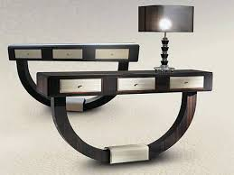 modern wooden console tables the futuristic and artistic contemporary console tables dream