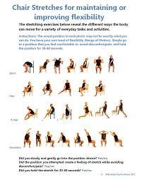 Pilates Chair Exercises 50625a4589c31656b0c6a180c23a787c Jpg 736 915 Pixels Chair Yoga