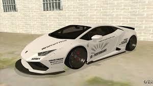 Lamborghini Huracan Liberty Walk - lamborghini huracan liberty walk for gta san andreas