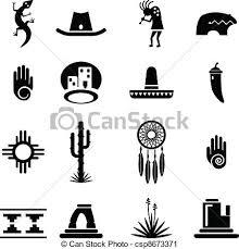 southwestern designs southwestern designs clipart
