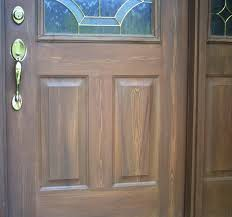 How To Paint An Exterior Door Metal Door Matches Exterior