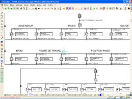cad software drawing design for electrical installations