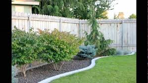 corner house fence ideas