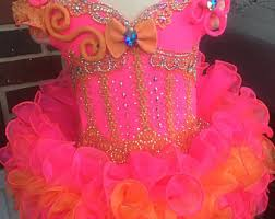 glitz pageant dresses glitz pageant dress etsy