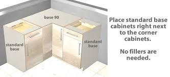 corner kitchen sink base cabinets kitchen corner cabinets
