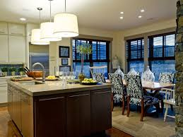 Likeable Kitchen And Dining Room Combinations