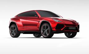 lamborghini concept car new lamborghini urus suv spotted being thrashed around the u0027ring