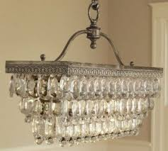 Rectangle Chandeliers Rectangular Candle Chandelier Foter