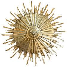 brass sunburst ceiling medallion ceiling medallions