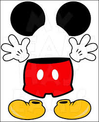 best 25 mickey mouse template ideas on images of