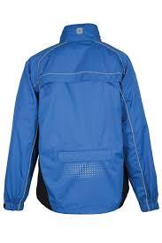 cycling jacket blue adrenaline mens bike jacket mountain warehouse gb