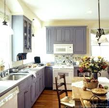 Two Color Kitchen Cabinets Blue Kitchen Cabinets U2013 Fitbooster Me
