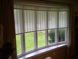 decorating ideas bay window blinds electric hawkes argos how much